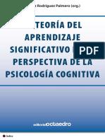 Aprendizaje Significativo - Psicología Cognitiva