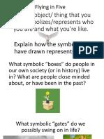 symbolism theme teds
