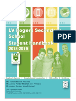 lv rogers student handbook 2018 19