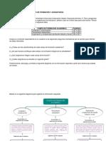 Actividad 1. Diagrama Campos de Formación y Asignaturas