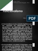 Funcionalismo