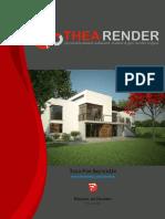 Thea Render 1.5 Para Sketchup Manual Do Usuário PT-BR