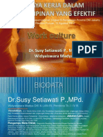 Budaya Kerja Dalam Efektifitas Kepemimpinan- 2