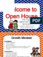 egan open house 2018-2019