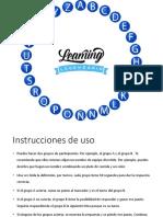LearningLegendario Plantilla Juego Pasapalabra