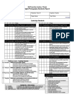 grading rubric digital photo standards document