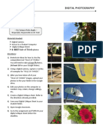 rule of thirds directions handout