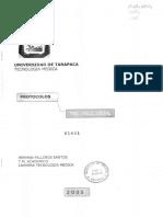 Protocolos Tac Helicoidal