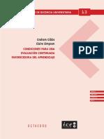 13-Gibbs y Simpson-Condiciones para una evaluacion continuada favarecedora del aprendizaje.pdf