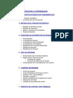 Manual Control Estadistico