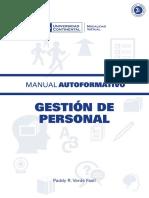 A0214 Gestion de Personal MAU01