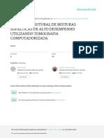 Analise Estrutural de Misturas Asfalticas de Alto