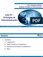 Aula 02 Principios de Telecomunica Es