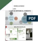 Informe de Las Ponencias