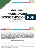 Resumen de Habilidades Socioemocionales ZE8 ULISES AVH