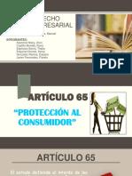 ARTÍCULO 65 -PROTECCION-AL-CONSUMIDOR.pptx