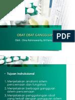 3.Obat Gangguan Gastrointestinal