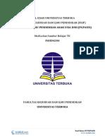 Download Soal Ujian UT PGPAUD PAUD4204 Media Dan Sumber Belajar TK