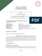 Expediente-N°-00714-2008, MENOR DEBE VIVIR CON PROGENITOR QUE VIVIO MAS TIEMPO