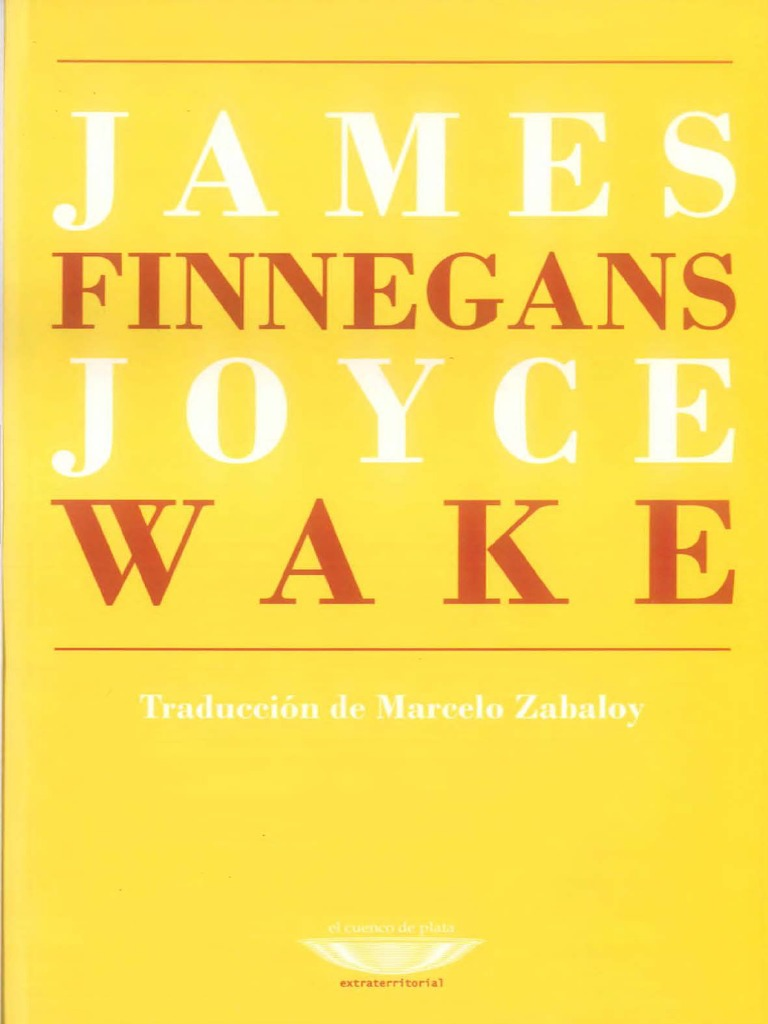 ba9554356 Finnegans Wake - James Joyce