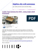 2.4Ghz Yagi Antenna for WIFI – using single sided PCB board « estqwerty's DigDice diy wifi antennas.pdf