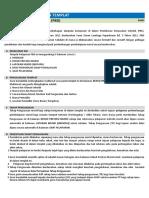Templat Pelaporan Pbd Sains Tahun 3 2018