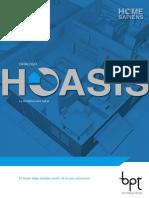 Domótica Fácil - JUNG Catálogo HOASIS Español