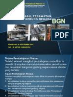 Pemeliharaan Dan Perawatan Bangunan Gedung Negara
