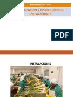 Localizacion y Distribucion de Operaciones