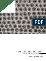 Wilson Adams Catalogue Website