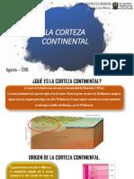 La Corteza Continental