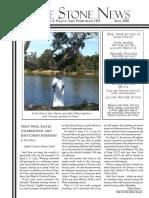 April 2010 Stone Newsletter, Stone Church of Willow Glen