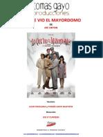 Dossier Lo Que Vio El Mayordomo Dos (1)