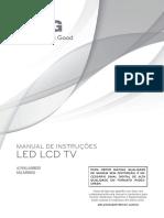 Manual Tv Lg