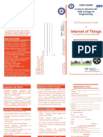 Course on Iot