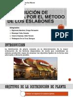Método de Los Eslabones PPT