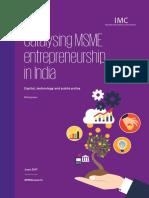 Catalysing MSME Entrepreneurship Malawi