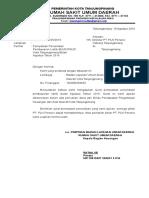 Contoh Surat Penangguhan Pembayaran Listrik Fix