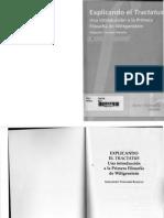Tomasini Bassols - Explicando el Tractatus.pdf
