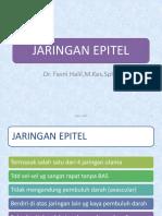 3. JARINGAN EPITEL