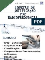Apresentação RFID