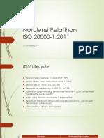2014 10 20 Notulensi Pelatihan ISO