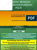 Kebijakan_Eradikasi Polio Wasor Imunisasi 8-9 September