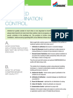Validated Contamination Control