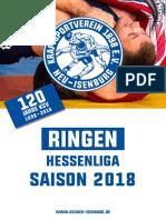 KSV Saisonheft 2018