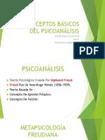 Conceptos básicos del psicoanálisis