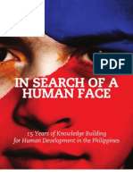 Human Development Must Wear a Human Face