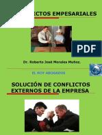 Conflictos empresariales