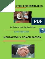 Mediacion y conciliacion