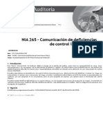 Nia 265 Parte i Actualidad Empresarial